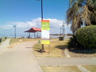Redcliffe - my hometown.